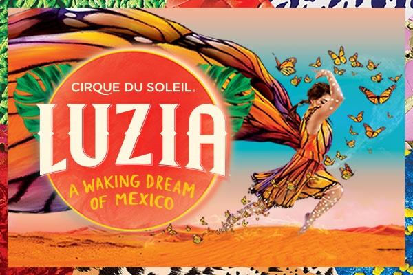 Cirque Luzia Atlanta