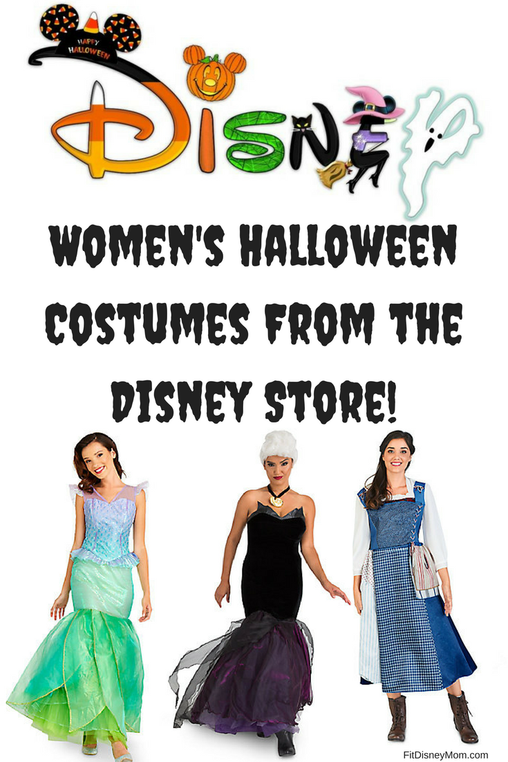 Women's Costumes, Women's Halloween Costumes, Disney Halloween Costumes, Disney Halloween Costumes from Disney Store, Disney Halloween Costumes 2017