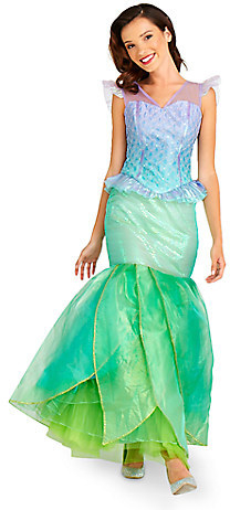 Women's Costumes, Disney Halloween Costumes, Ariel Halloween Costume, Disney Adult Costumes for Halloween