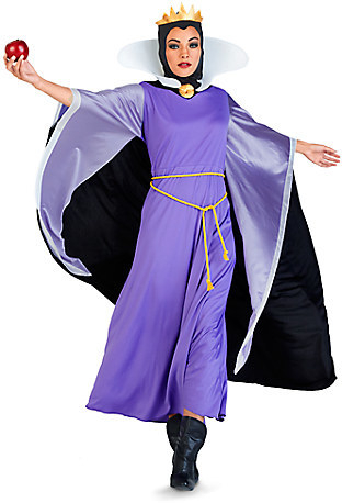 Women's Costumes, Disney Halloween Costumes, Evil Queen Halloween Costume, Disney Adult Costumes for Halloween