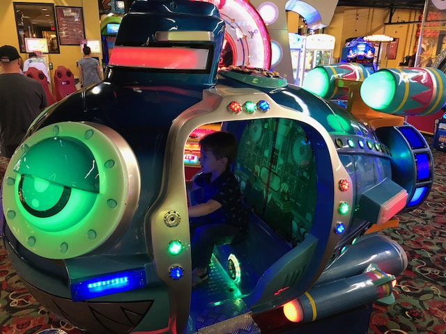 Great Wolf Lodge Arcade, Kid Activities at Great Wolf, Great Wolf Lodge North Carolina, Great Wolf Lodge North Carolina Review, Great Wolf Lodge Review, Great Wolf Lodge NC