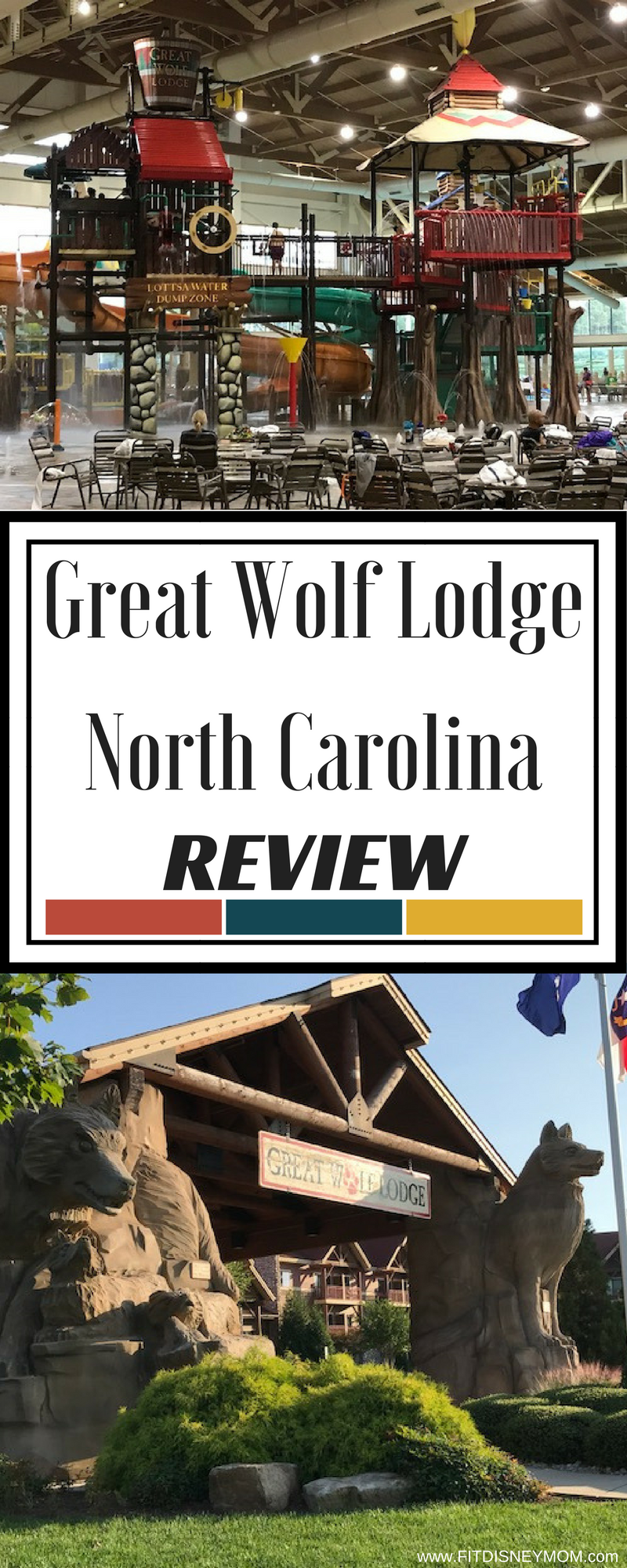 Great Wolf Lodge North Carolina, Great Wolf Lodge North Carolina Review, Great Wolf Lodge Review, Great Wolf Lodge NC
