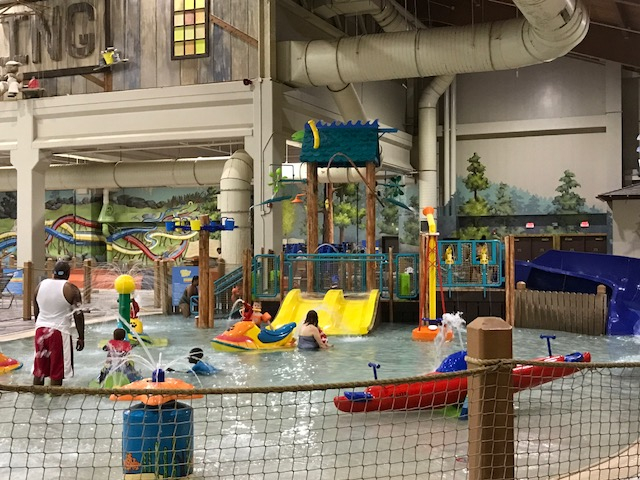 Great Wolf Lodge North Carolina, Kid's Pool, Kiddie Pool, Great Wolf Waterpark, Great Wolf Lodge North Carolina Review, Great Wolf Lodge Review, Great Wold Lodge NC