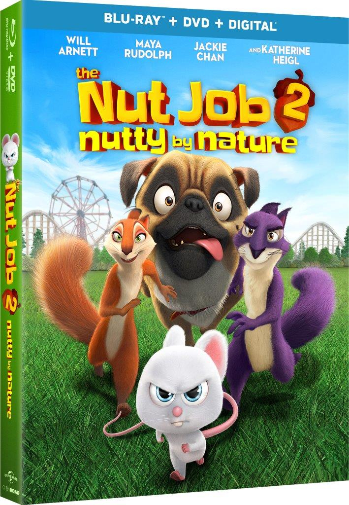 Nut Job 2, The Nut Job 2 Movie, Kids Movies, The Nut Job 2 Giveaway