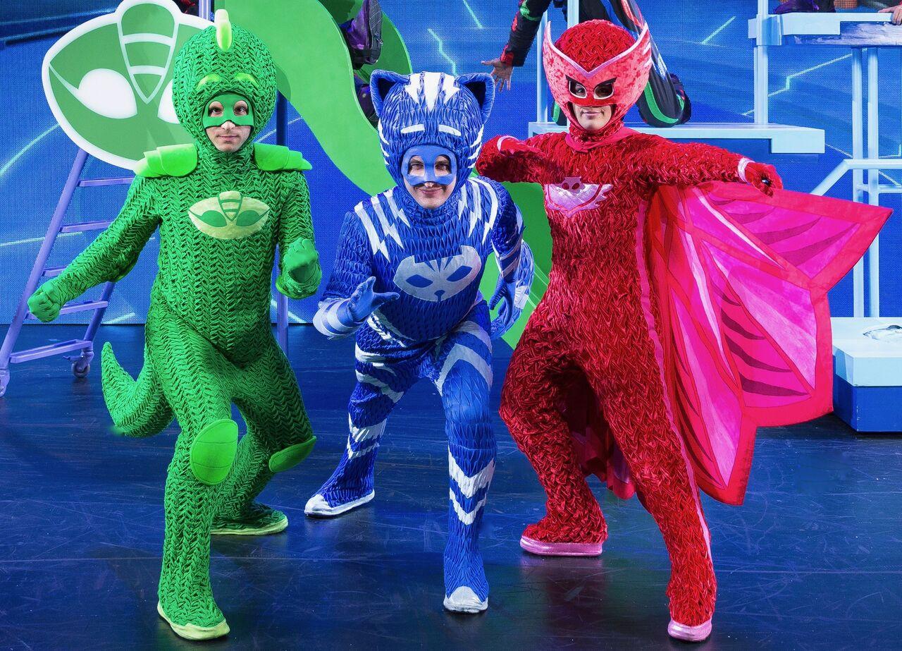 PJ Masks Live, PJ Masks Live Atlanta, PJ Masks Live Show, Fox Theatre