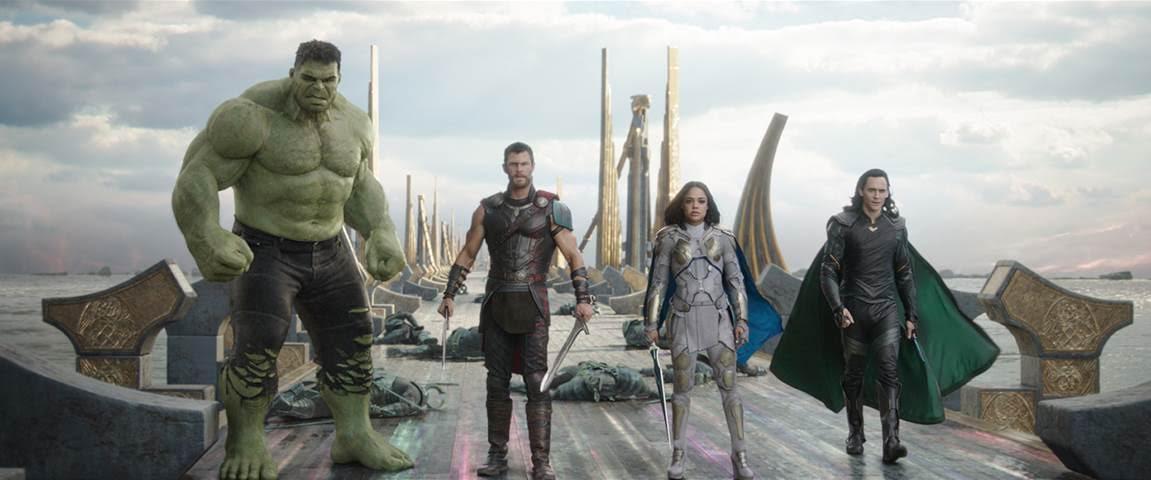 Thor: Ragnarok Review, Thor: Ragnarok, Thor Review, Marvel, Ragnarok Review