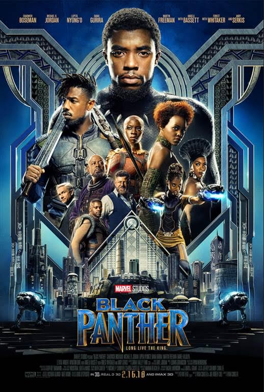 Marvel's Black Panther, Black Panther Trailer, Black Panther, Marvel