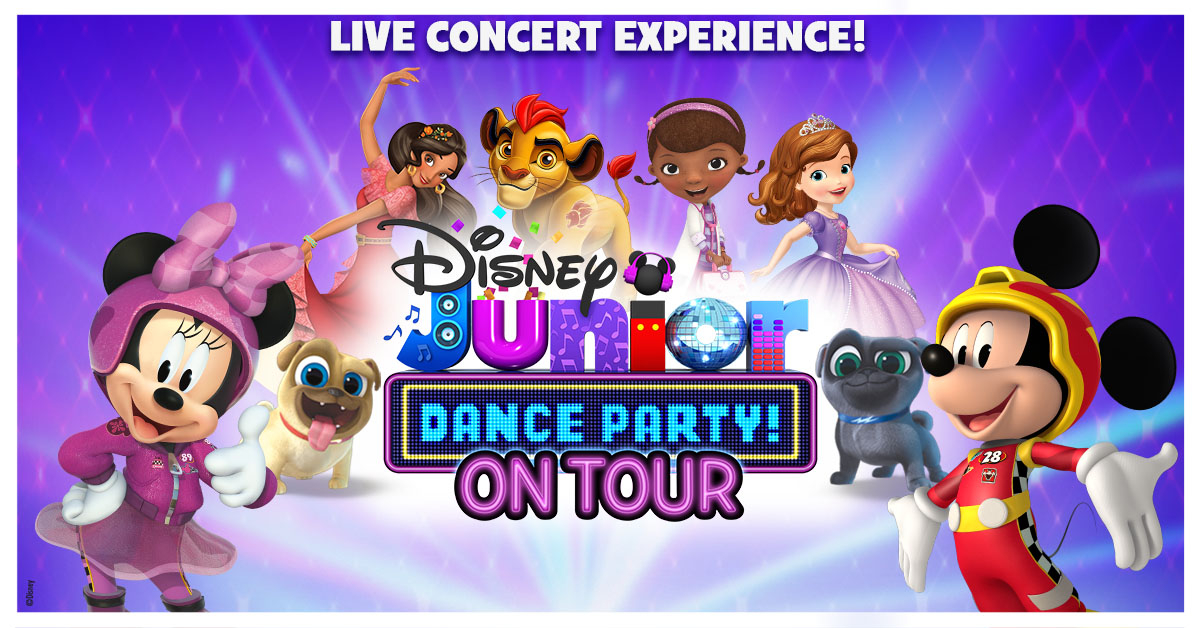 Disney Junior Dance Party, Disney Junior Dance Party Atlanta, Tickets for Disney Junior Dance Party, Disney Junior Dance Party Atlanta