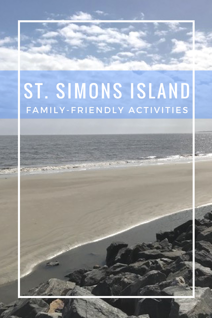 Family-Friendly St. Simons Island