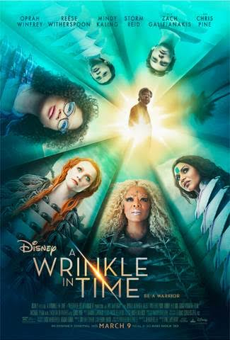 New Wrinkle in Time Trailer, Wrinkle in Time Poster