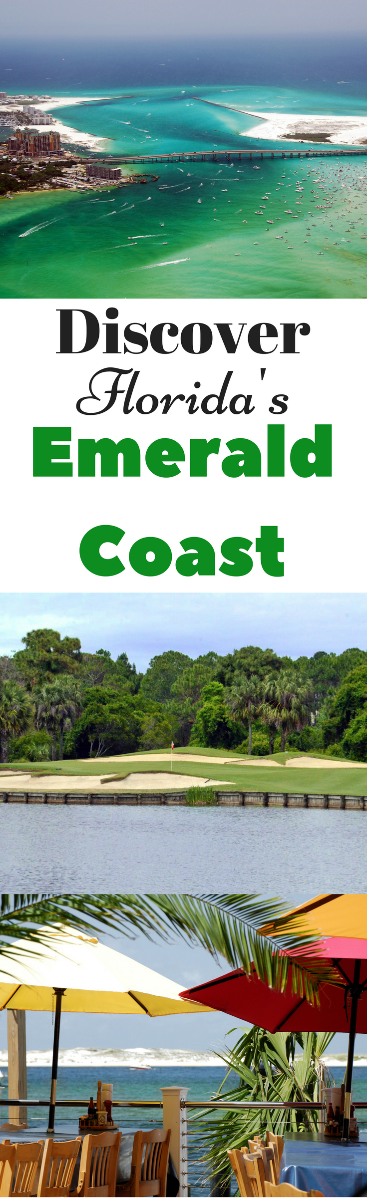 Florida's Emerald Coast, Florida's Emerald Coast, Emerald Coast Travel, Emerald Coast Events, Destin