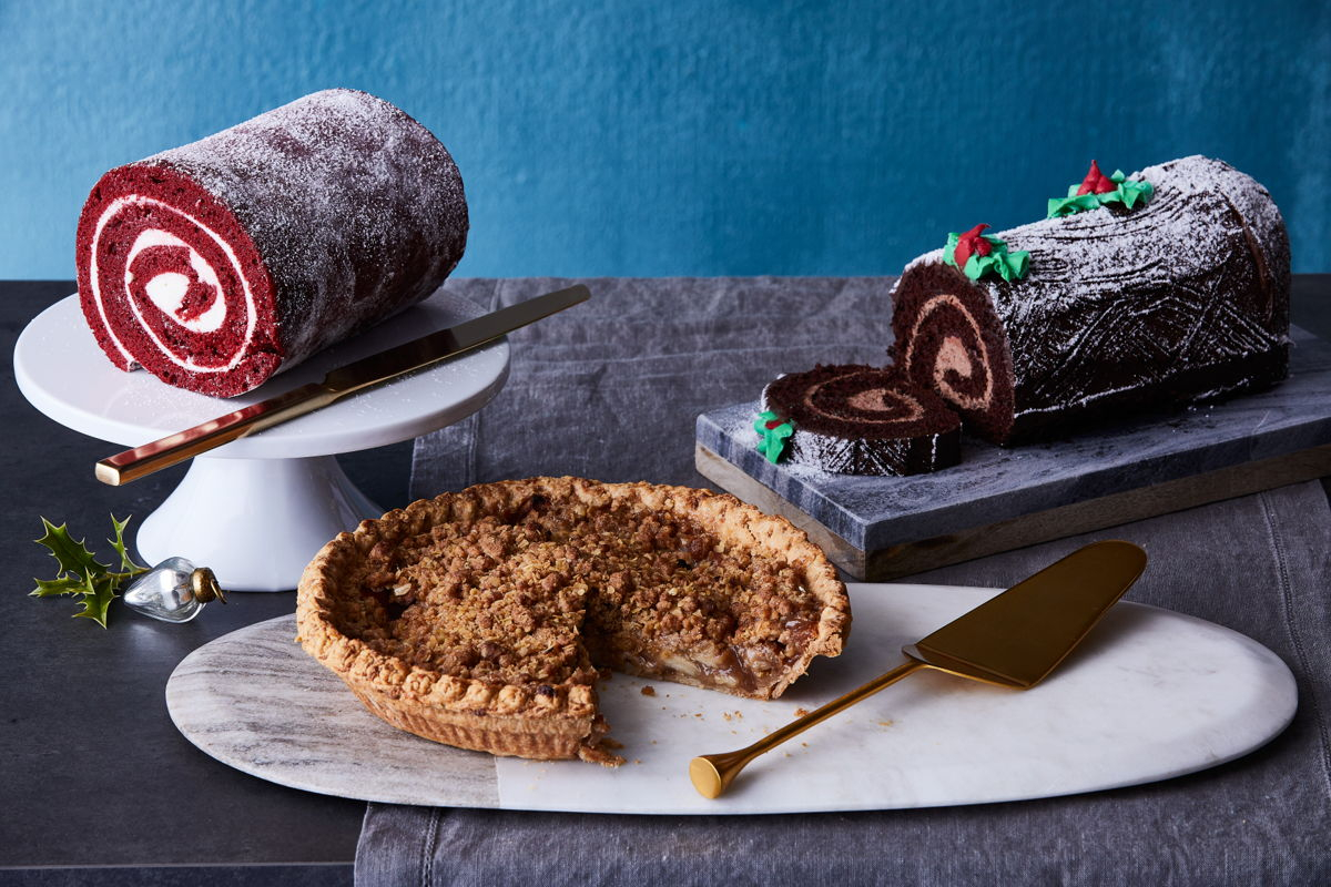 Fresh Market Holiday Offerings, The Fresh Market Christmas Menu, The Fresh Market Holiday Guide
