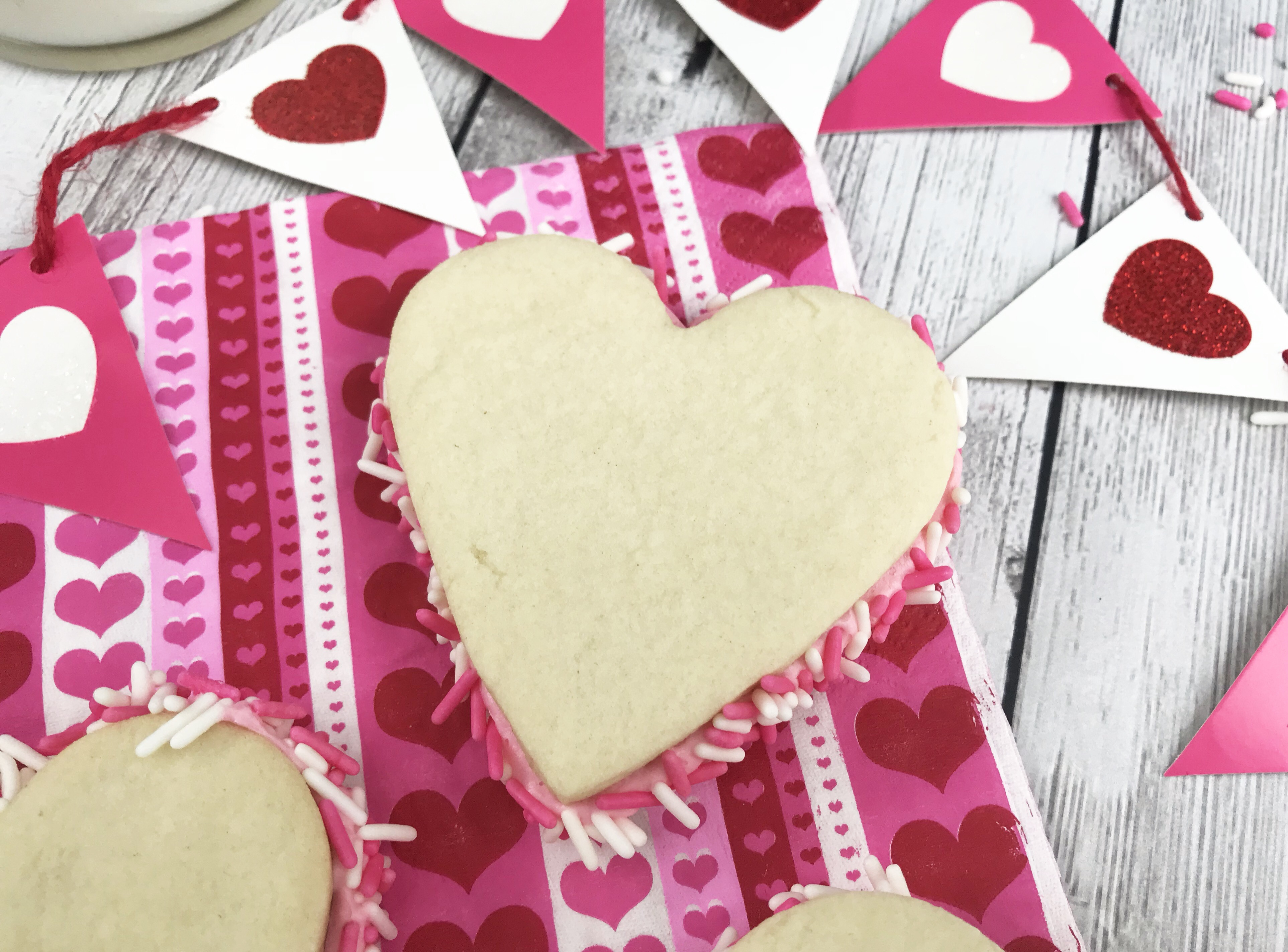 Valentine's Day Sandwich Cookies, Valentine's Day Sandwich Cookies, Heart Shaped Cookies for Valentine's Day, Valentine's Day Gifts, Valentine's Day Cookies