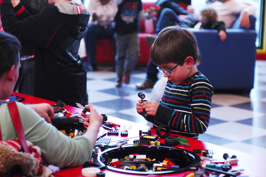 International LEGO Day, Legoland Discovery Center Atlanta, Legoland Atlanta