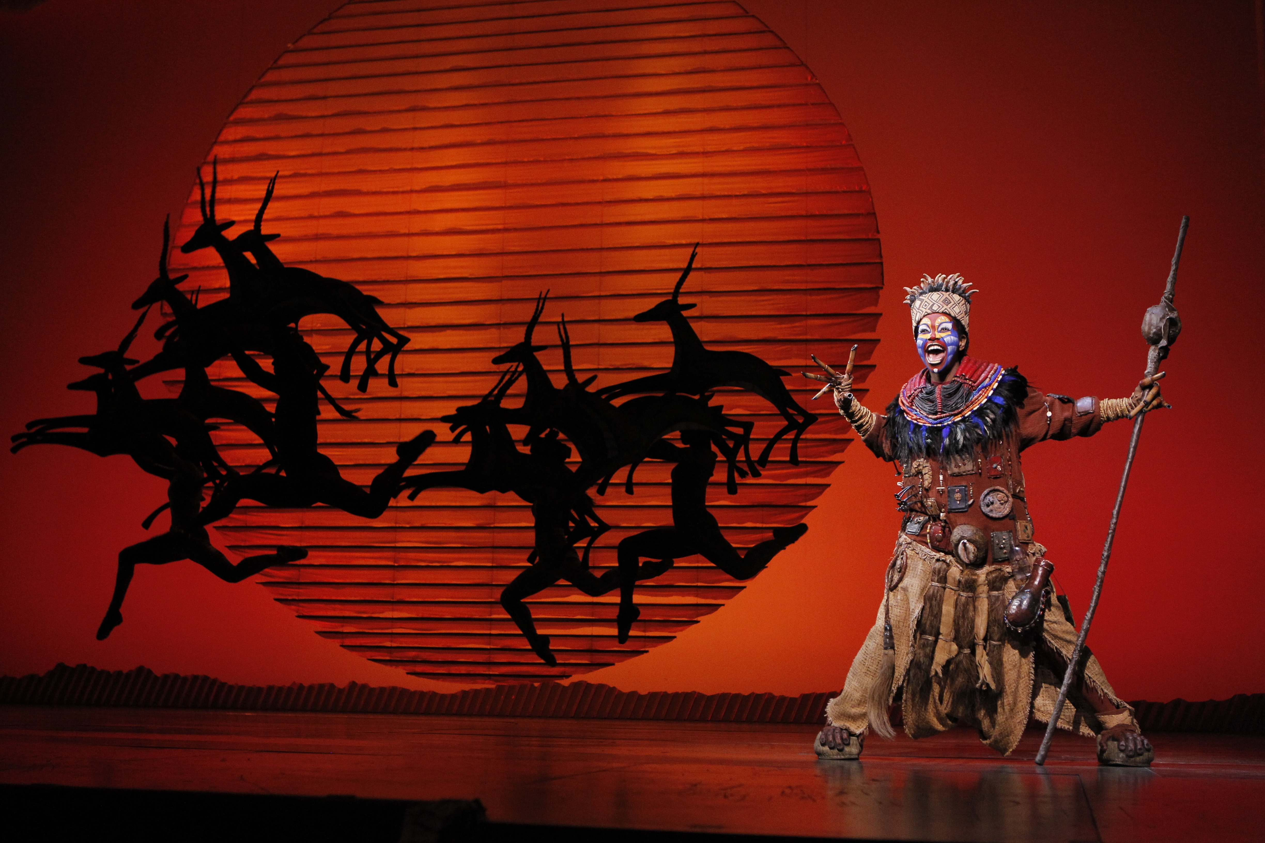 Disney's The Lion King, Disney's The Lion King, Lion King at the Fox Theatre Atlanta, Atlanta The Lion King Performance, Lion King on Broadway Atlanta