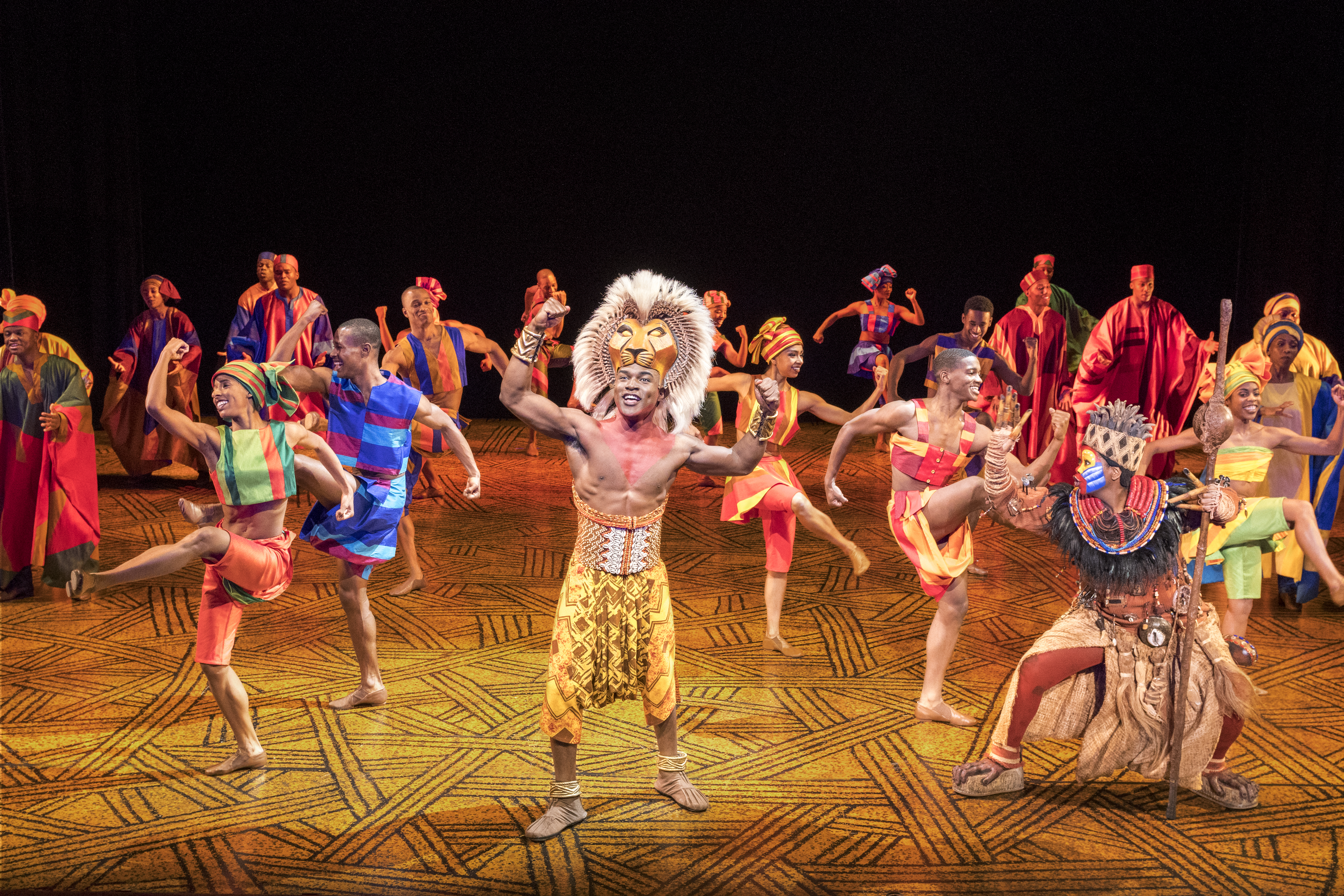 Disney's The Lion King, Lion King at the Fox Theatre Atlanta, Atlanta The Lion King Performance, Lion King on Broadway Atlanta