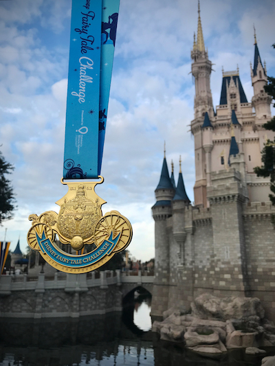 10th Anniversary Princess Half Marathon Medals, Run Disney, 2018 Princess Half Weekend, Princess Half Marathon Medals