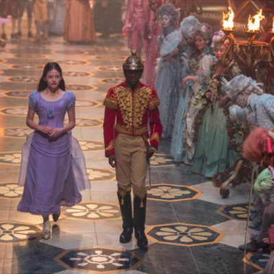 First Look: Disney's The Nutcracker and the Four Realms Trailer