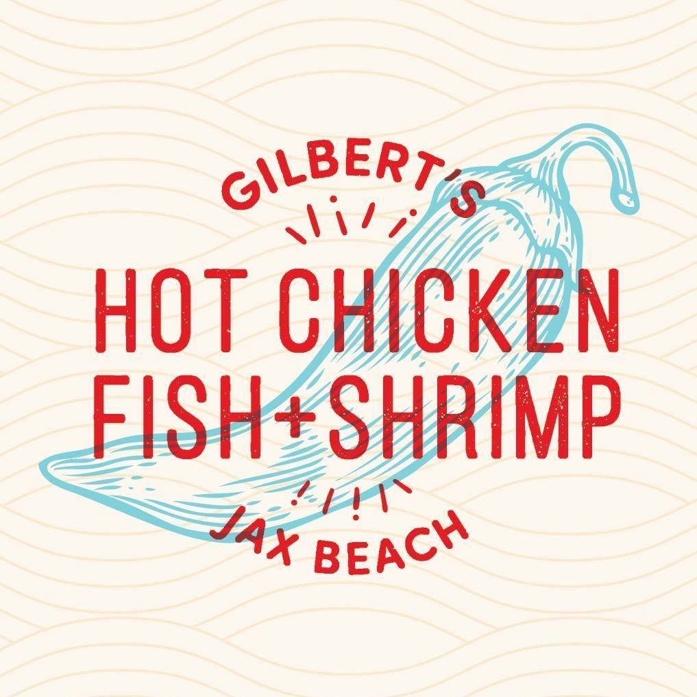 Gilbert's Hot Chicken, Fish + Shrimp, Gilbert's Hot Chicken in Jacksonville, Gilbert's Kitchen Jax Beach, Jacksonville Restaurant Review