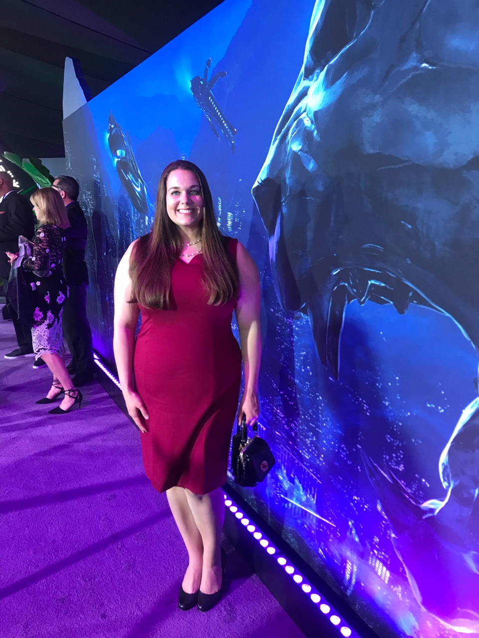 Black Panther World Premiere, The Black Panther Movie Premiere, What's it like attending a Marvel movie premiere, The Black Panther Review