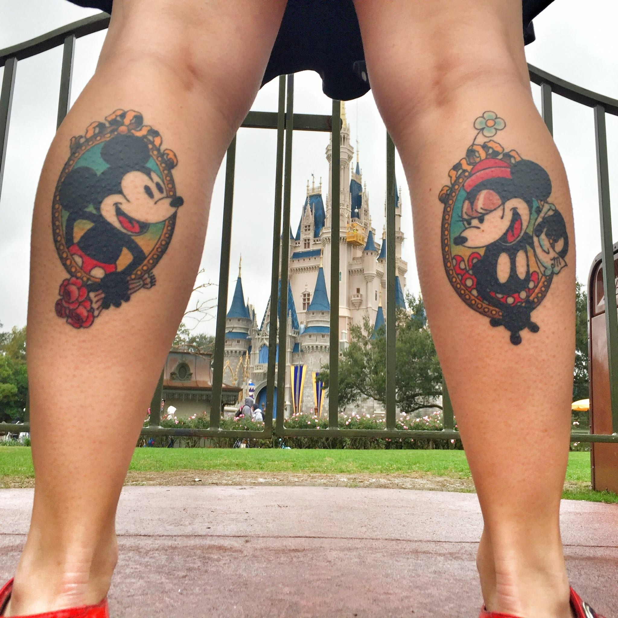 Minnie Mouse Inspired Fashion, Minnie Mouse Style, Minnie Mouse Fashion, Minnie Mouse Clothing, Vintage, Rockabilly Disney, Disney Tattoos