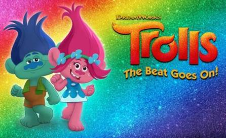 Trolls: The Beat Goes On, Trolls Netflix, Trolls TV Show
