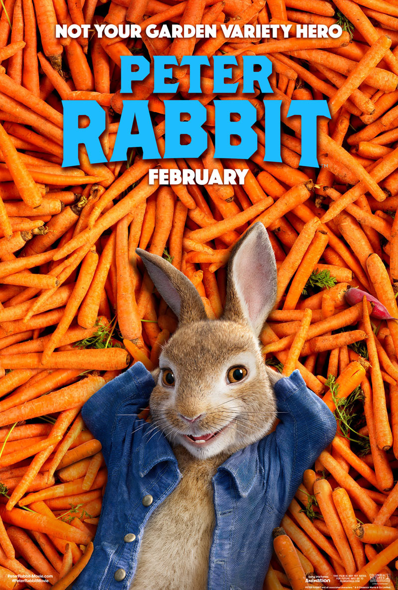 Peter Rabbit, Peter Rabbit Movie, Peter Rabbit Giveaway