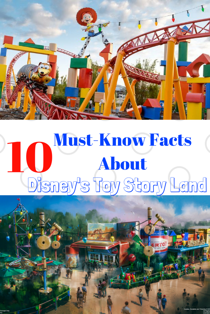 Toy Story Land, Disney's Toy Story Land