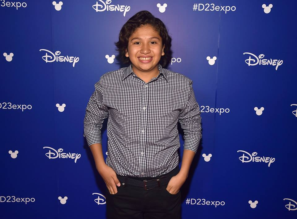 Anthony Gonzales, Miguel From Coco, Actor Anthony Gonzales, Coco Blu Ray DVD Release