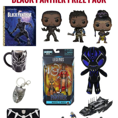 Black Panther Giveaway: Enter to Win | #BlackPantherEvent