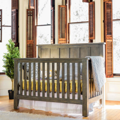 The Nursery Safety Tips Every Mom Needs To Know