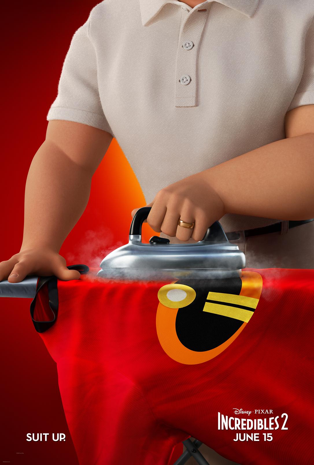 Incredibles II Trailer, Incredibles 2, Incredibles 2 trailer, Incredibles II sneak peek