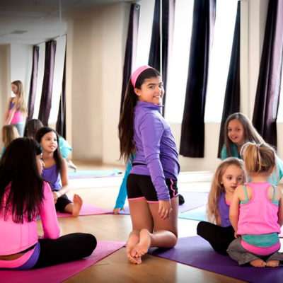 Let Them Move: Athletic Wear for Girls | Jill Yoga