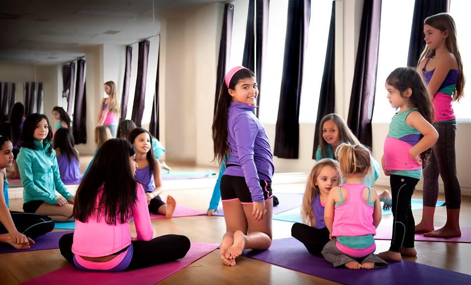 Jill Yoga, Jill Yoga Girls Clothes