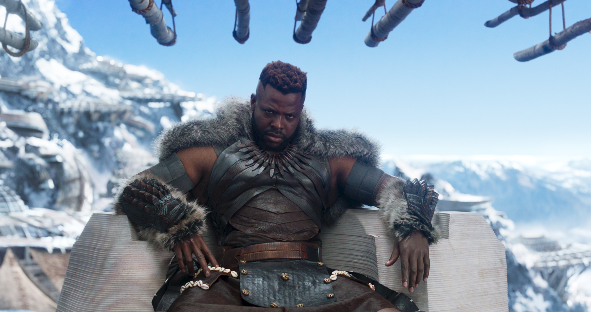 Black Panther Antagonists, Andy Serkis, Winston Duke, Black Panther