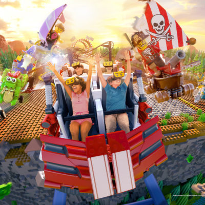 The Great LEGO Race Opens March 23   LEGOLAND Florida Resort
