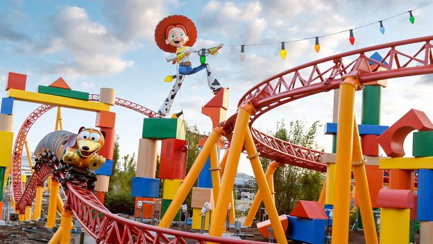 Toy Story Land, Toy Story Land Information, Toy Story Land Facts, Toy Story Land Disney World