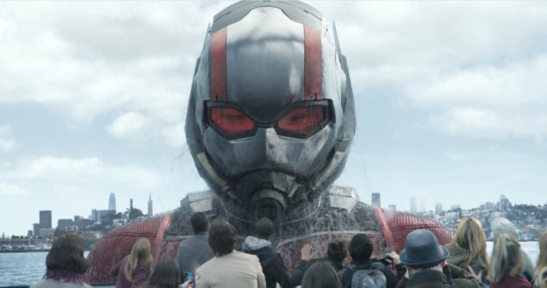 Ant-Man and The Wasp Trailer, New Ant-Man, Ant-Man and Wasp Trailer, Marvel's Ant-man