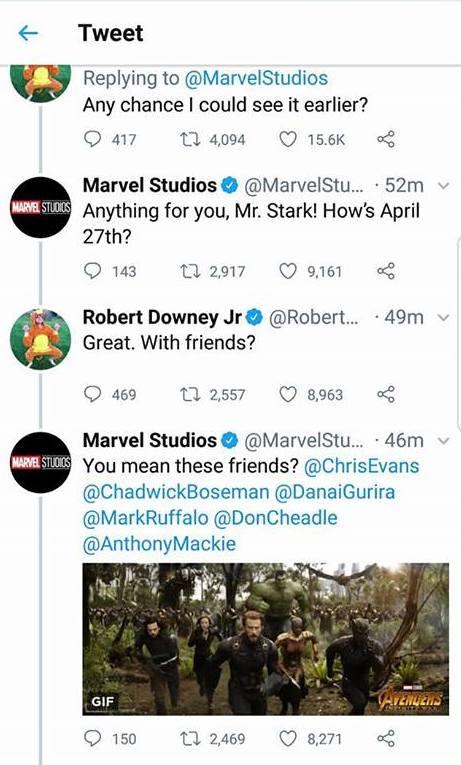 Avengers: Infinity War Release Date, Avengers Infinity War, Infinity War Release Date