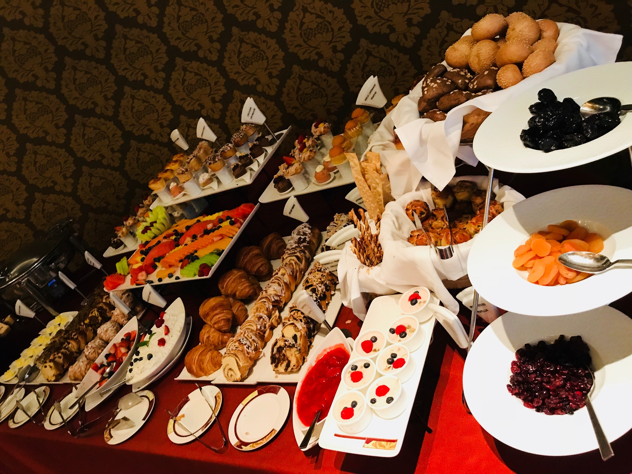 2018 Disney Social Media Moms Celebration, Palo Brunch, Disney Cruise Line Palo